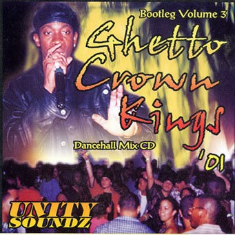 Ghetto Crown Kings (Dhall Mix) CD $4.99 / DL $2.99