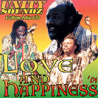 Love & Happiness (Culture Mix) CD $4.99 / DL $2.99