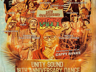Unity Sound 18th Anniversary 2014.6.28