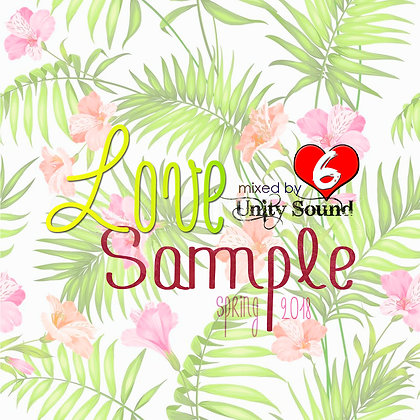 Love Sample 6 (Lovers) CD $5.99 / DL $2.99