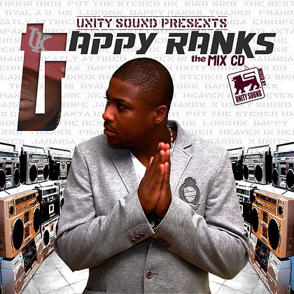 Gappy Ranks CD (1 Artiste Mix) CD $5.99 / DL $2.99