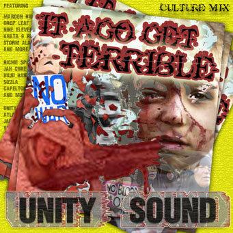 It Ago Terrible (Culture Mix) CD $4.99 / DL $2.99