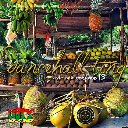 Dancehall Ting v13 (DH) $5.99 CD / $2.99 DL
