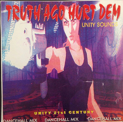 Truth Ago Hurt (Dhall Mix) CD $4.99 / DL $2.99