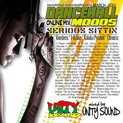 Serious Sittin CD (Dhall Mix) CD $4.99 / DL $2.99