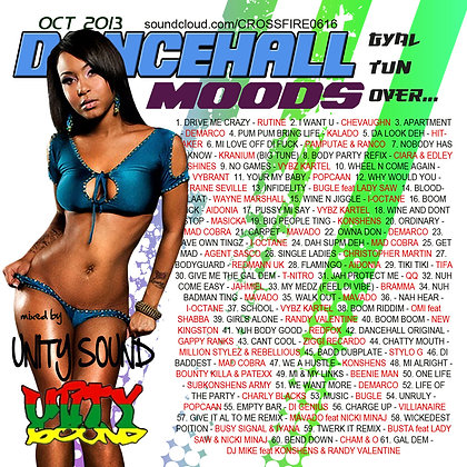 Gyal Tun Ova CD (Dhall Mix) CD $5.99 / DL $2.99