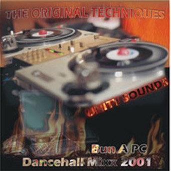 Techniquez (Dhall Mix) CD $4.99 / DL $2.99