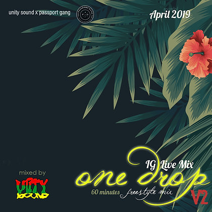 One Drop v2 (Culture & Lovers) $5.99 CD / $2.99 DL