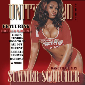 Summer Scorcher (Dhall Mix) CD $4.99 / DL $2.99