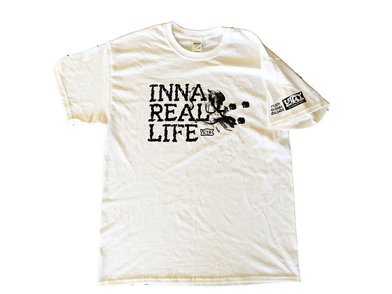 Inna Real Life Tee (White)