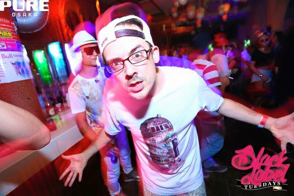DJ Crossfire aka el Loco