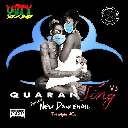 QuaranTing v3 - Explicit New Dancehall Mix