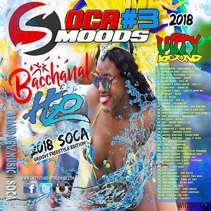 Soca Mood 3 (Soca) CD $5.99 / DL $2.99
