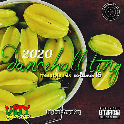 Dancehall Ting v16 (DH) $5.99 CD / $2.99 DL