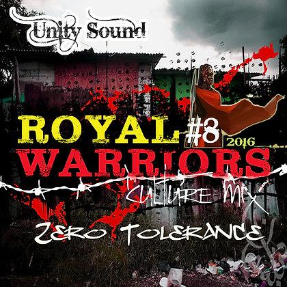 Royal Warriors 8 (Culture) CD $5.99 / DL $2.99
