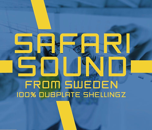 Safari Sound Dubplate CD 13.99 / CD Only