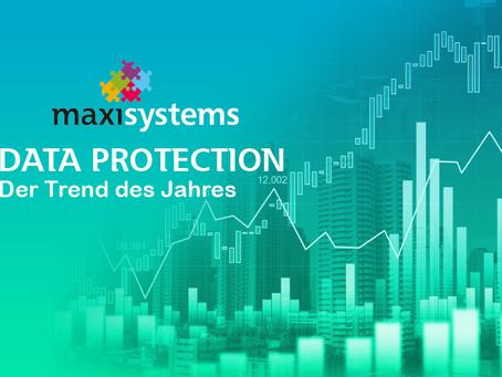 Data Protection: Der Trend des Jahres
