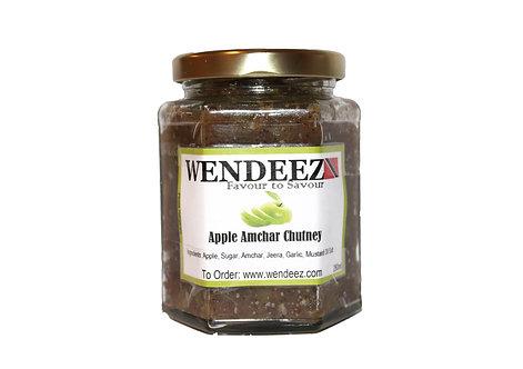 1x Apple Amchar Chutney With Pepper