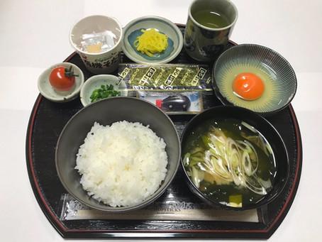 朝食メニューリニューアル!