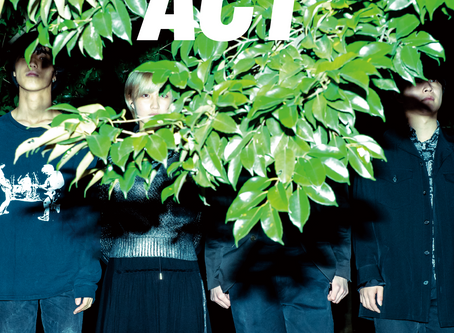 1st mini album『ACT』詳細解禁!!!