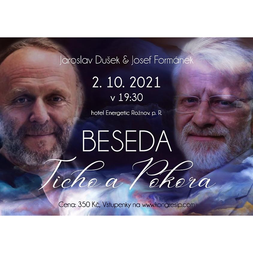 LIVE BESEDA : TICHO A POKORA