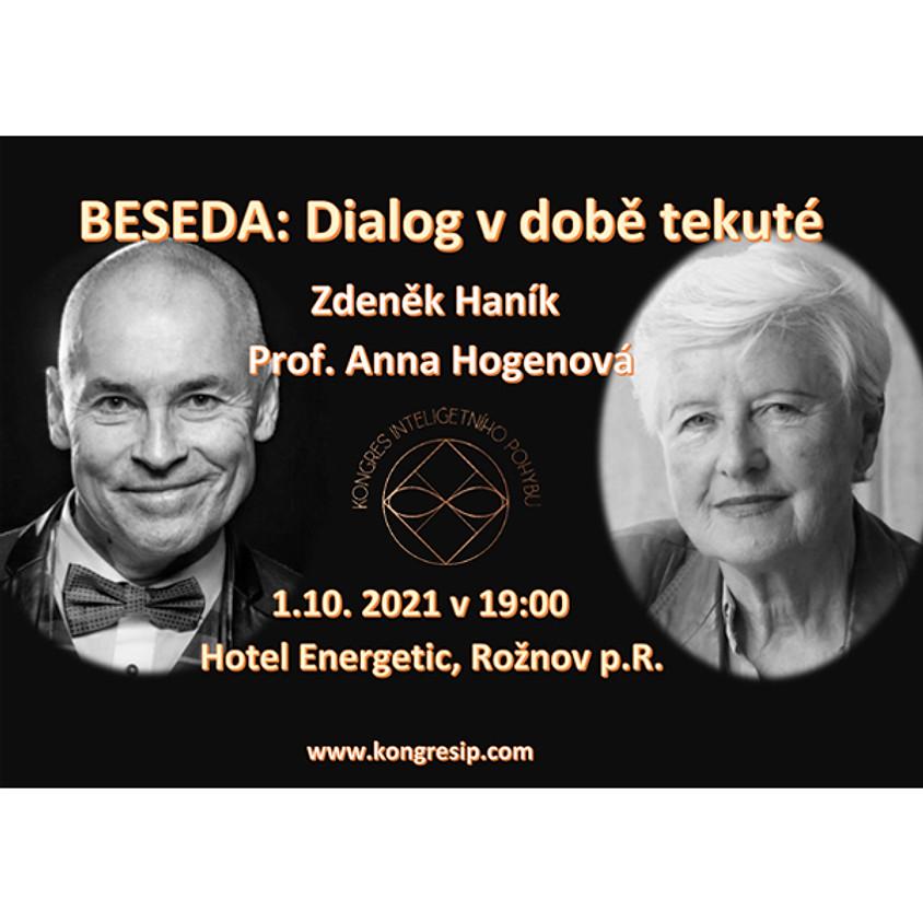 ONLINE BESEDA : Dialog v době tekuté