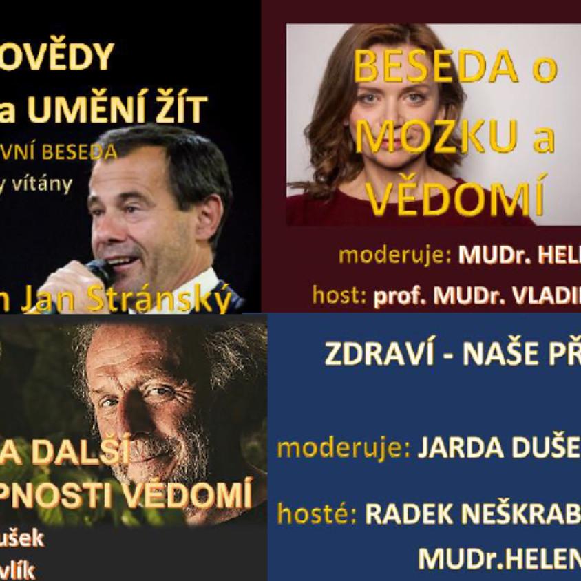 BALÍČEK - VŠECHNY 4 BESEDY PODZIM 2020
