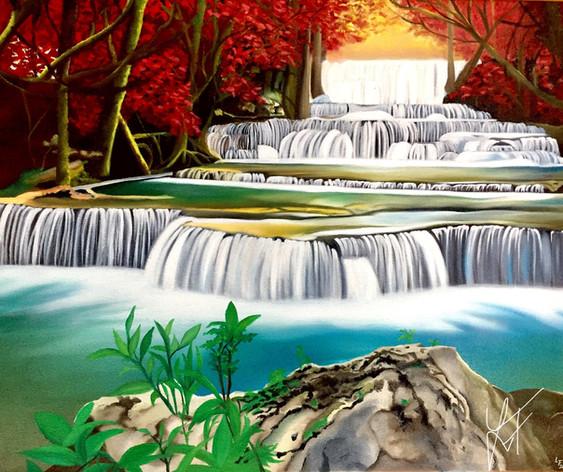 Vodopády klidu
