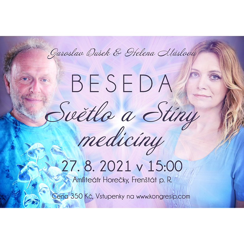LIVE BESEDA : Světlo a Stíny medicíny