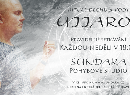 Ujjaros - rituál dechu a vody / nový workshop / Ostrava