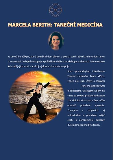 MARCELA BERITH: MEDICÍNA TANCE