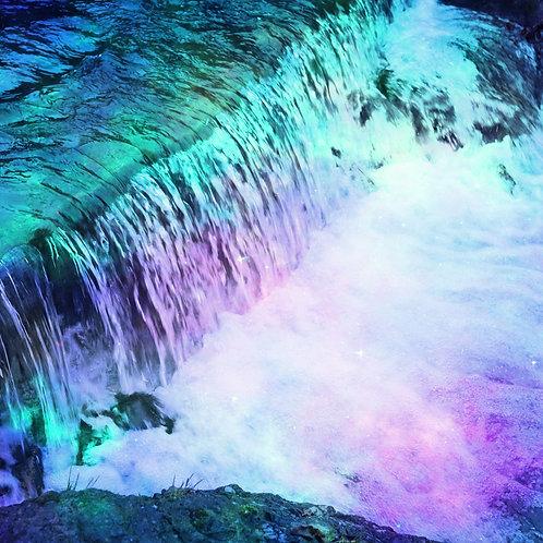 Meditace - DUHOVÁ HARMONIZUJÍCÍ KOUPEL
