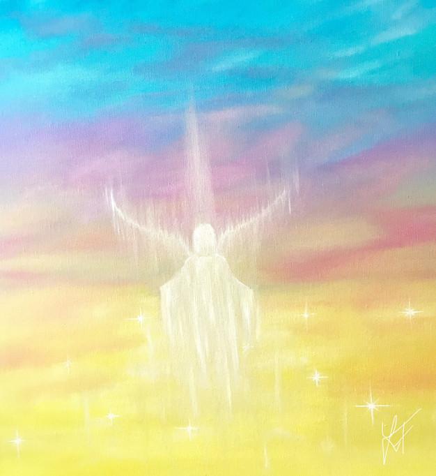 Anděl ranního svitu