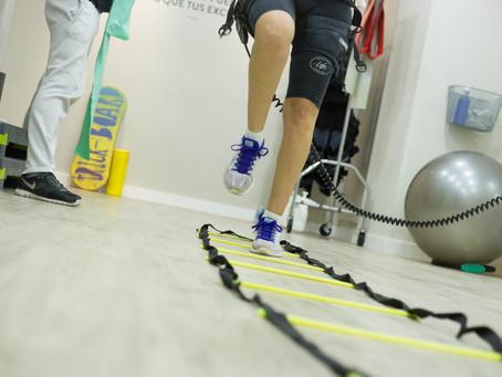 ¿Qué lesiones se tratan en la fisioterapia deportiva?