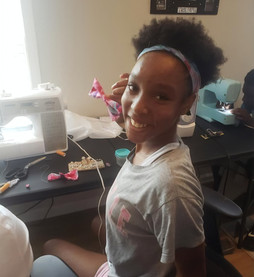 First Christian Supports Children's Creativity at Community Center
