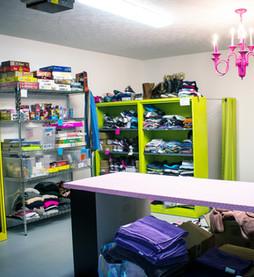 FCC Provides Care Through Clothes at Maryhurst