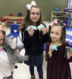 First Christian Church Kids Create Care Kits for Louisville Communities