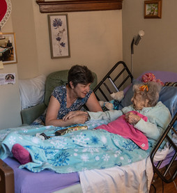 First Christian Church Contributes to Quality End-of-Life Care