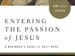 """Recommended Books for """"The Week that Changed Everything"""" Sermon Series"""