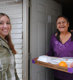 FCC Helps Provide Meals to Those in Crisis