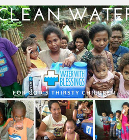 FCC Member Helps Make the Blessing Clean Water Possible