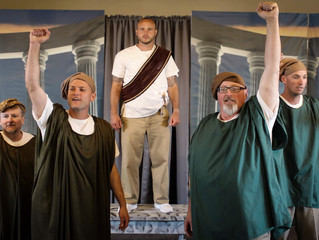 FCC Helps Shakespeare Behind Bars Bring Hope and Inspiration to Inmates