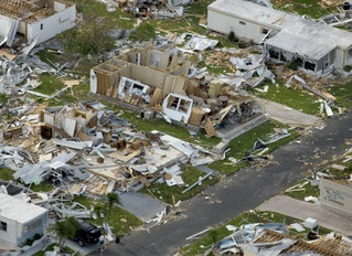 FCC Supports Disciples of Christ Hurricane Relief