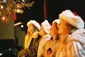 Christmas Caroling! Dec. 15, 6:00 p.m.