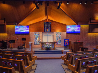 Reentering God's Courts: First Christian's Plan for Returning to Onsite Worship