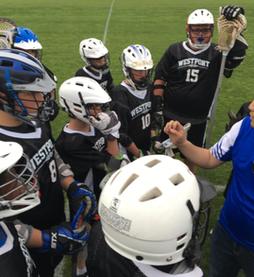 FCC Equips Lacrosse Team