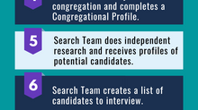 Search Committee Update  - June 22