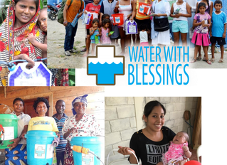FCC Member Works to Make the Blessing of Clean Water Possible