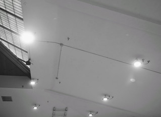 FCC Adds Energy Efficient Lighting to Gym