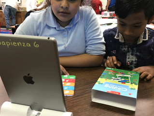 iPads give students much needed access to technology